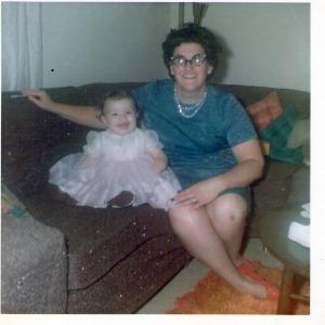 Alesa & her Mom Doris Lewis