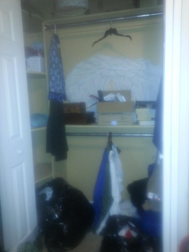 Amy's Empty Closet