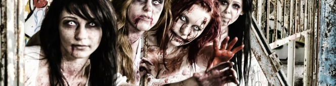 Zombies and the Walking Dead- I bet you know more Zombies than youthink